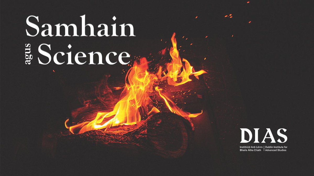 test Twitter Media - Starting this Monday 26 October and running through to the 03 November, join us for   👻✨🔥 Samhain agus Science 🥼🧪🧨  Full programme and how to book at the below link:  https://t.co/gubb70dXFO  Please RT and share far and wide! #DIASdiscovers #SamhainagusScience https://t.co/K4xGiJAGbL