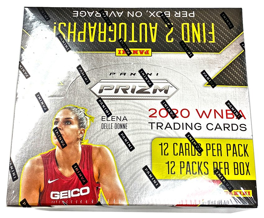 The @PaniniAmerica Quality Control Gallery: 2020 Prizm @WNBA Basketball.  #WhoDoYouCollect | #WNBA   https://t.co/3dMUyjm1Hx https://t.co/hDIw1YpDgk