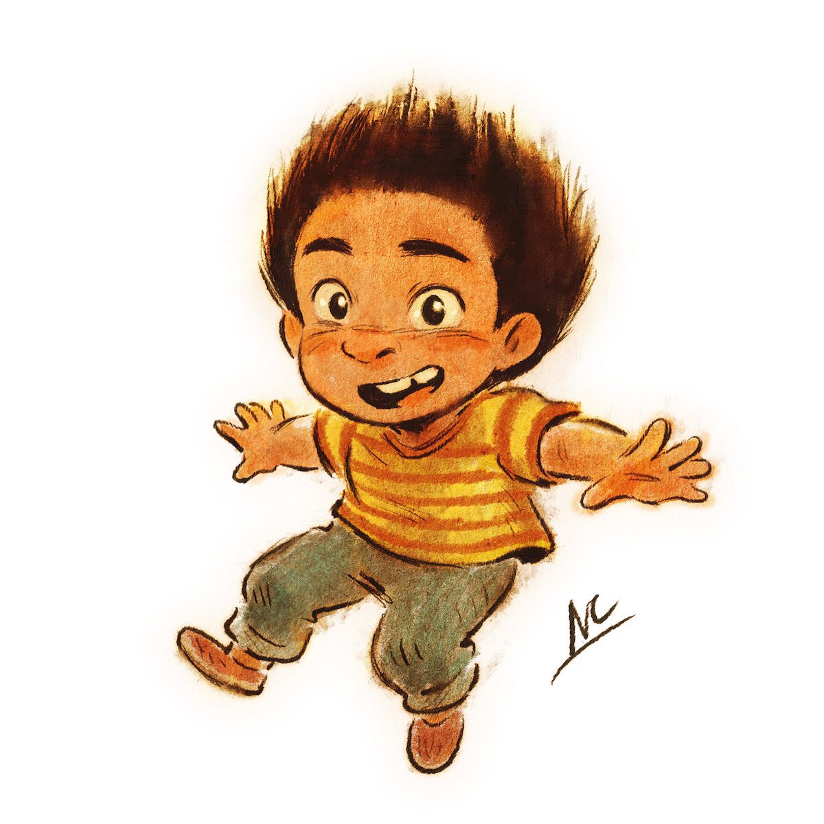 Happy Tuesday Everybody! Here's another adorable drawing of Alex from #PixarFloat made by the super talented #NicolleCastro! @ncdooodles Nicolle is a #Pixar #StoryArtist and has worked on #ToyStory4 #Luca...   https://t.co/f7sAJdPkkL  Happy #FilipinoAmericanHistoryMonth! 🇵🇭🇺🇸❤️ https://t.co/rEIJkSCMBN