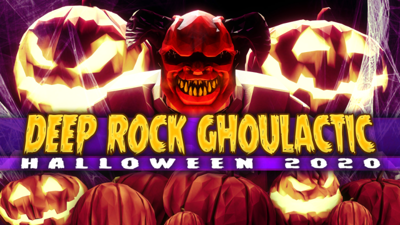 🔴Live It's all gone Halloween! Road to 1000 followers!  Viewers get to pick what dwarf, hazard level, and mission we do!  #JoinDeepRock #deeprockgalactic @JoinDeepRock  Deep Rock Galactic   https://t.co/sEtDSzSVvp https://t.co/6NQpZlJbd8