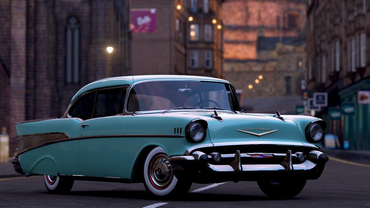 Car 575 - 1957Chevrolet Bel Air  #ForzaHorizon4 #ForzaShare #Xbox #Forza #HorizonPromo https://t.co/emeYXbfZq4