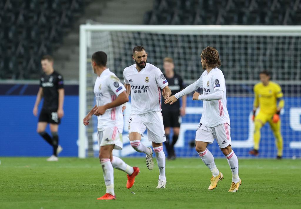 Боруссия Менхенгладбах - Реал 2:2. Мадрид вытащил себя за волосы из болота - изображение 1