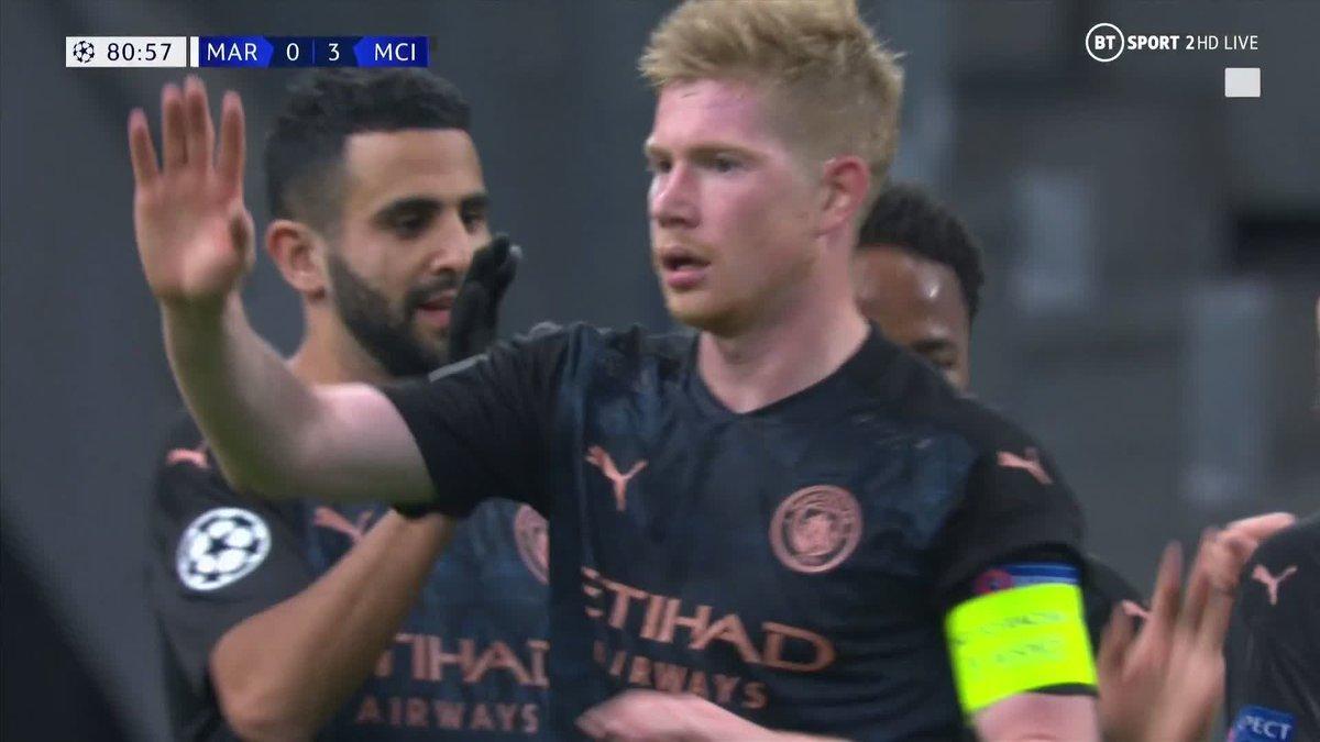 Liquid football. Manchester City at their best.