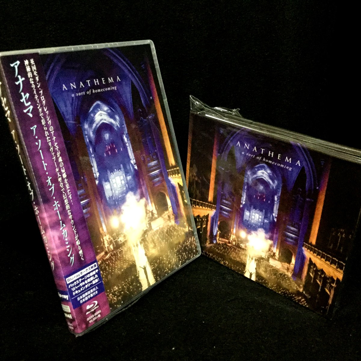 """5th ANNIVERSARY!!!!!!!!!!!!!!!!!!!!!!!!!!!!!!!!!!  ANATHEMA """"A Sort of Homecoming"""" [October 28th, 2015 JAPAN,MA,discogs / October 30th, 2015 wiki]  #ANATHEMA #ASortofHomecoming #VincentCavanagh #JohnDouglas #DanielCavanagh #LeeDouglas #JamieCavanagh #DanielCardoso https://t.co/raiFJybwPH"""