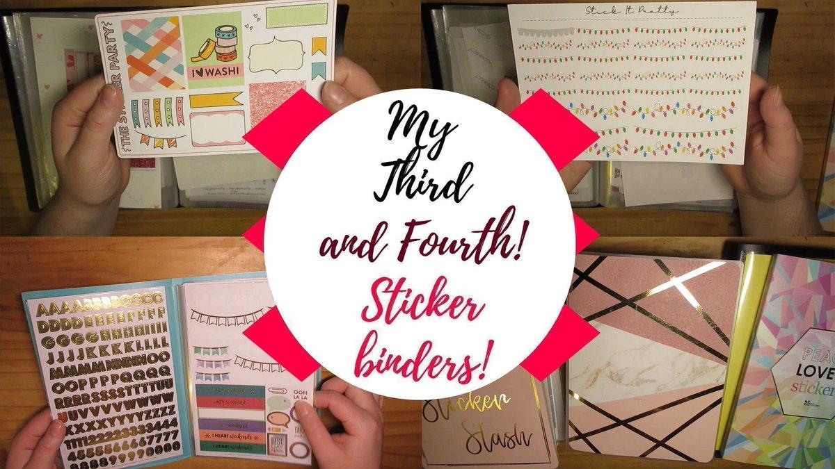 My Spare Sticker Collections!! https://t.co/kFisVp3P5X #stickers #stickerKit #organisation #binderorganiser #Etsy #ErinCondren #lbloggers #thegirlgang #planner #journal #diary #planning #WeeklySpread @UKBloggersRT @TheGirlGangHQ https://t.co/ucaKNqBWfT