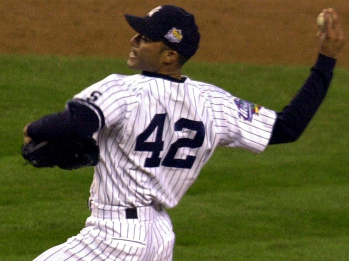 @MLBVault's photo on Yankees