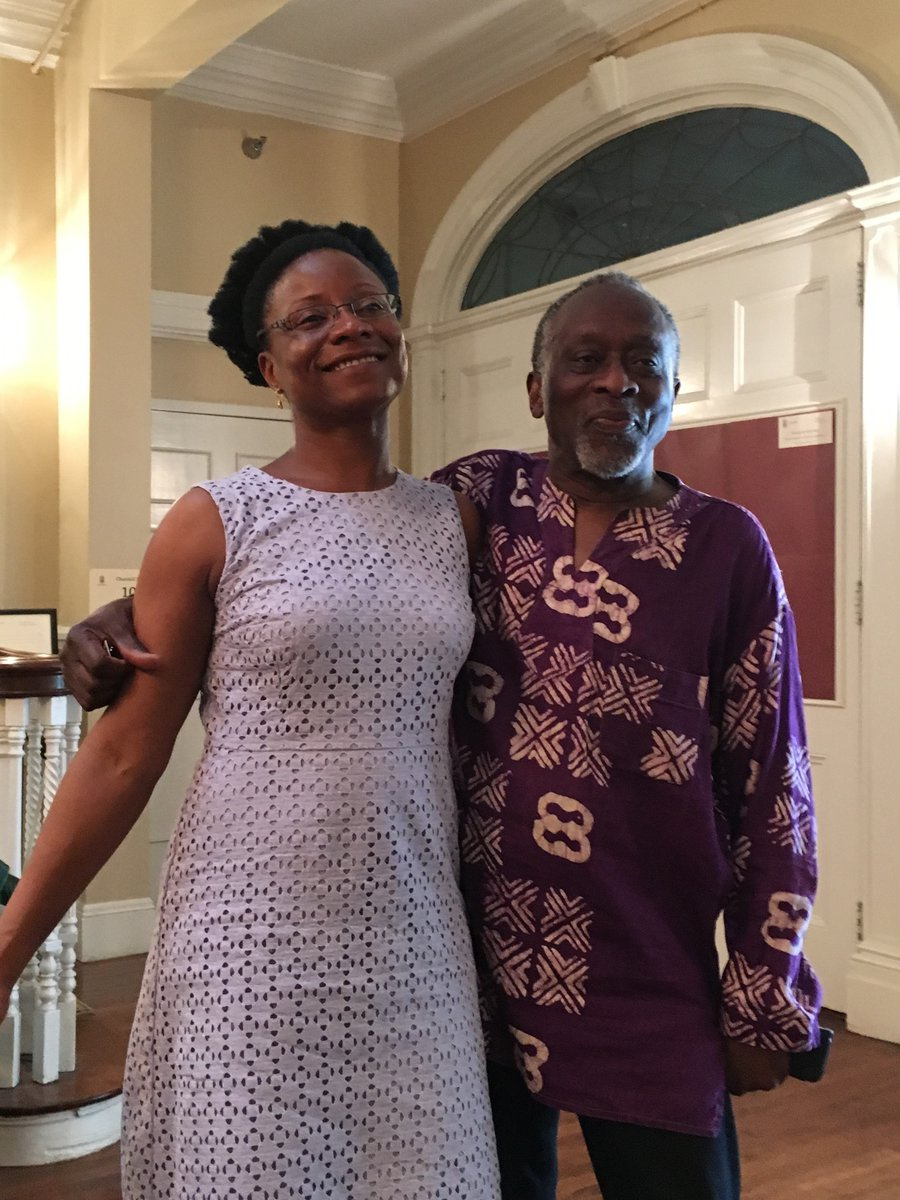 "Keisha-Khan Y. Perry on Twitter: ""I miss my dear friend & Africana Studies colleague Anani Dzidzienyo. I learned so much from him, & the highlight of my career was co-teaching with him,"