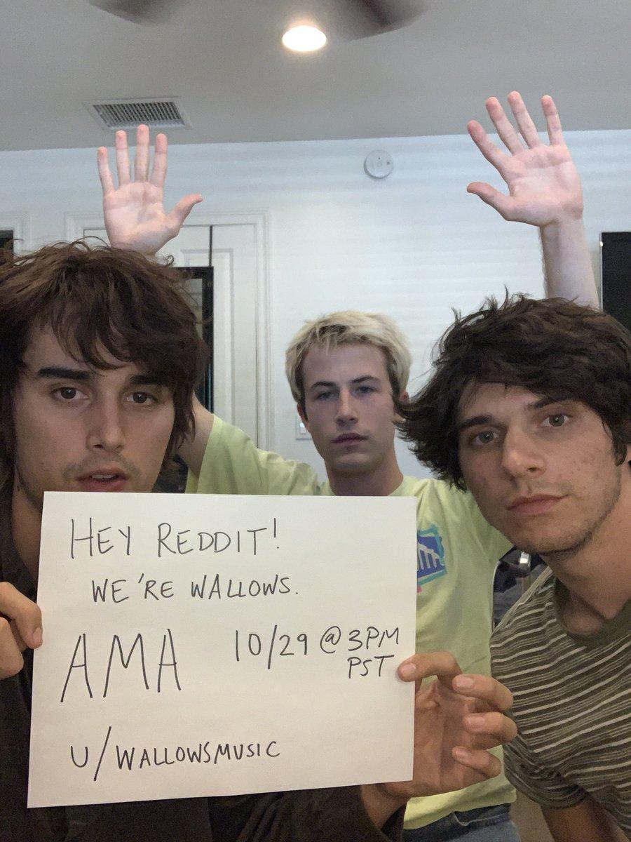 we're doing a @reddit ama on thursday at 3pm pt