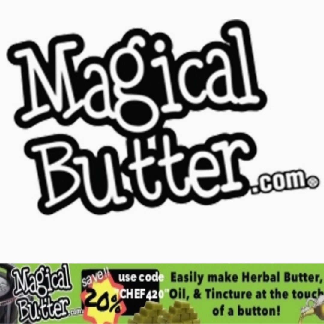 """Interested in getting a MagicalButter Machine? Chef 420s 12 point Review- Check it out, before you buy-Save with Code """"Chef420""""  >https://t.co/ED5YkcKG71  #Chef420 #Edibles #Medibles #CookingWithCannabis #CannabisChef #CannabisRecipes #InfusedRecipes @MagicalButter #CannaFa https://t.co/EaW7NDxYcO"""