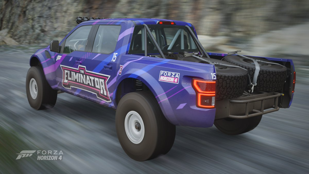 And another ... This for the Ford F-150 DeBerti Design truck that's awarded for Tier 15. Share code: 148 978 466. #Forzashare https://t.co/uDNuwtuwkW