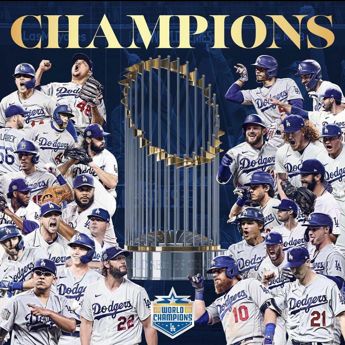 #Dodgers End of tweet