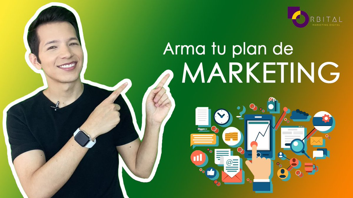 Arma tu plan de Marketing para Redes Sociales paso a paso con @Fredydomyl 🤓  🎥https://t.co/SkbMk4bxtB https://t.co/WkwP75DGv8