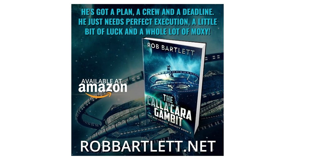"""""""Great characters, a fiendish plot, sex, and violence - and even some theology: a terrific read."""" - Kirkus Reviews THE CALLA'CARA GAMBIT Read the new #scifi #spaceopera #fantasy from award-winning #sciencefiction #author @rbartleiii ➡️ https://t.co/4pMRPP8qHZ #readers #amreading https://t.co/XMUYIW0GMX"""