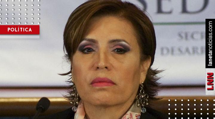 Rosario Robles seguirá en prisión; juez niega cancelar imputaciones en su contra https://t.co/56HGburcfl https://t.co/xQmYnV1s8N