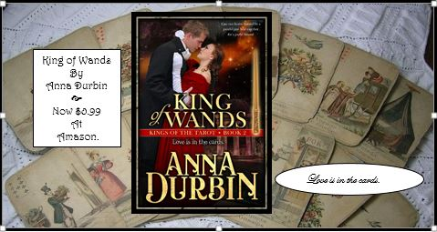 King of Wands by Anna Durbin launches on @ReedsyDiscovery on 10/20/2020. Please stop by to read the review and leave an upvote! #historicalromance #tarotcards https://t.co/Qy5yrVfe6q #readers #amreading #booklovers #readingcommunity @TheAnnaDurbin https://t.co/tIkSc8xrL4