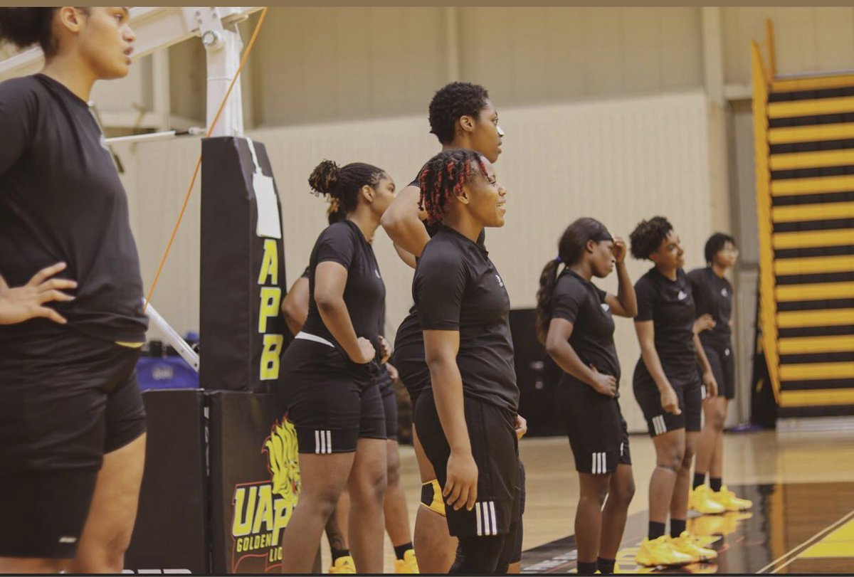 Three choices today (and every day). You can:  🔨 Tear others down ⚓️ Hold others back 🧱 Build others up   Own your mindset. Own your impact. Be worth following. 💡  @UAPB_WBB   #EliteMindset #PowerOfThePride🦁 #LionUP #HereTheyCome #RoarLions #UAPB #Discipline #HardWork https://t.co/LS21i2KWdn