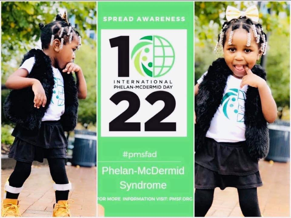 We lit the city of Greensboro, NC GREEN for Phelan Mcdermid Awareness day 💚💚💚 #TeamGinger #PhelanMcdermidSyndrome #22Q13Deletion #PhelanLucky #PhelanBlessed #CareAboutRare #October22nd #InternationalPhelanMcdermidSyndromeDay