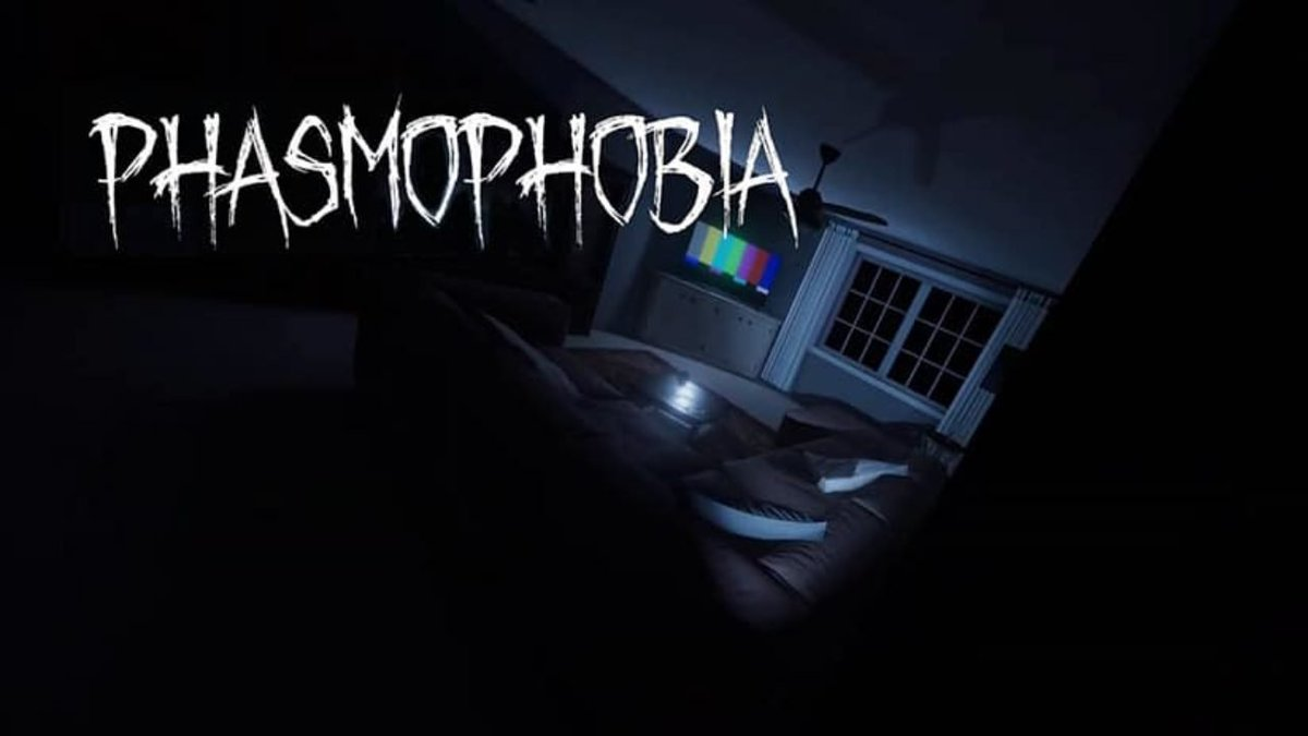 BlerdWithoutFear - Come join me for some #Phasmophobia and ghosts and stuffs!