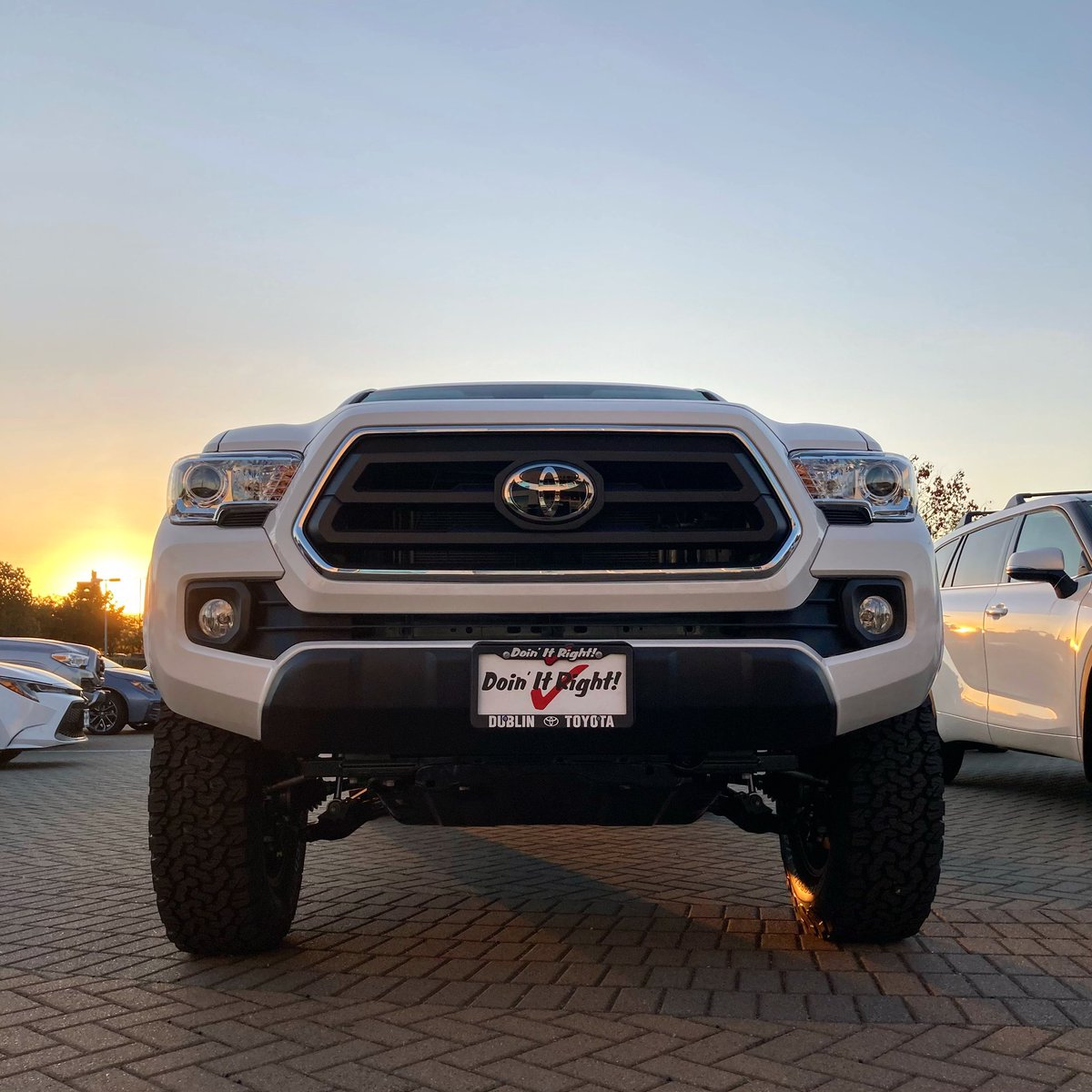 Need a LIFT? ⬆️🆙 2021 #Toyota #Tacoma https://t.co/VZukRm2ogG
