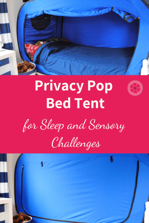 We finally found the answer to my son's bedtime anxiety!  Click to read my honest review of the Privacy Pop Bed Tent to help with sleep and sensory challenges - https://t.co/Os6Fw8kVjO  #bedtent #spd #sensory #sleep #hsp   #highlysensitive #parentingtips #anxiety https://t.co/KITlwiq4wL