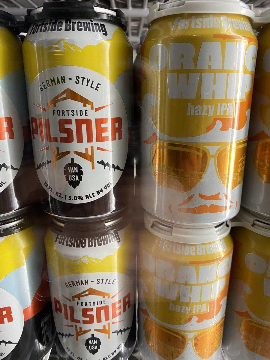 Pilsner or Hazy IPA...which should I choose?  #hazyipa #pilsner #craftbeer #bizoverbeer #vanwa https://t.co/hszv9QZ2kA