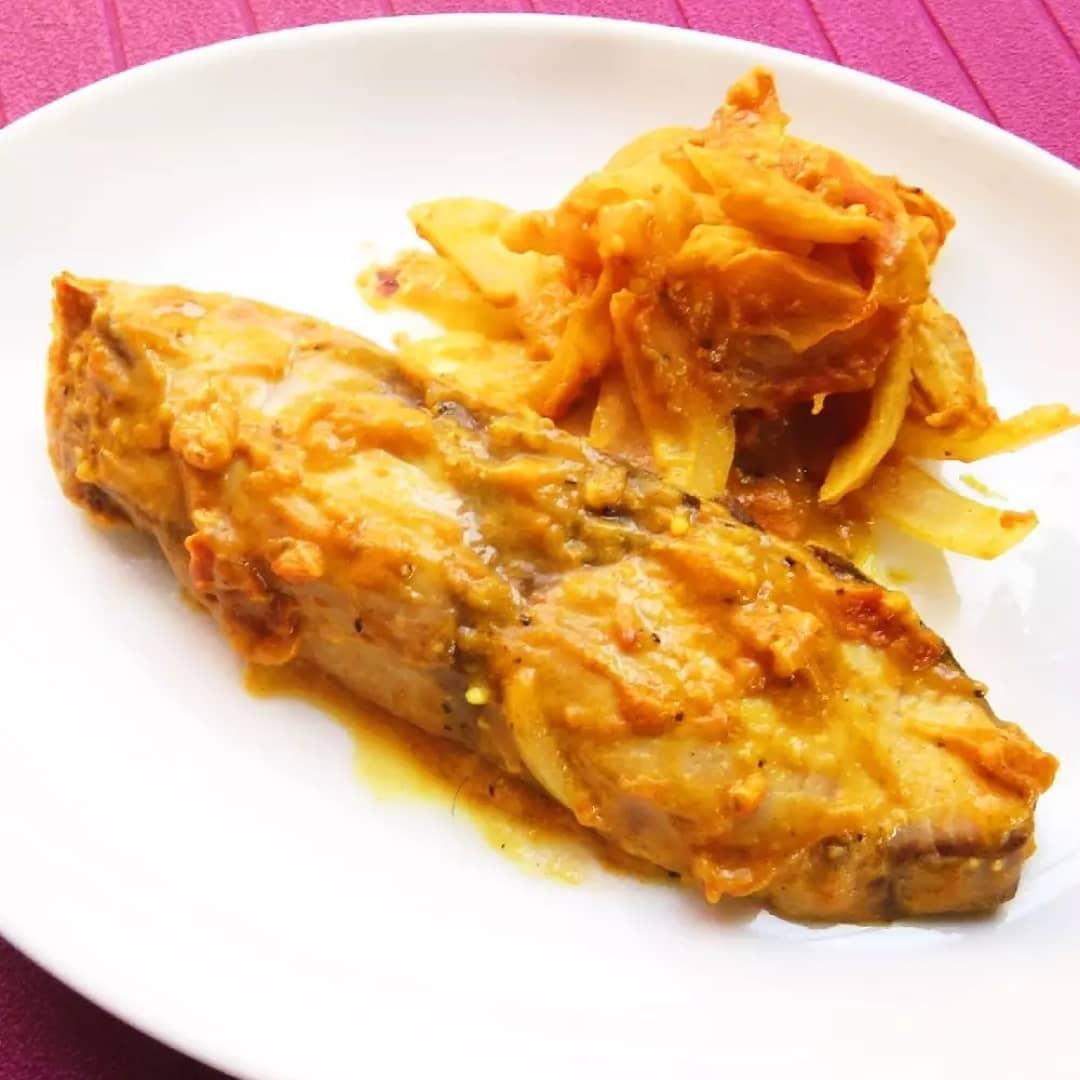 クックパッドで公開している私のレシピをご紹介♪☺お弁当にも☆簡単タンドリーフィッシュ☺ by hirokoh #料理好きな人と繋がりたい#Twitter家庭料理部 #お腹ペコリン部#おうちごはん #クックパッド #cookpad  #YouTube #お弁当 #魚料理 #簡単レシピ #簡単おかず