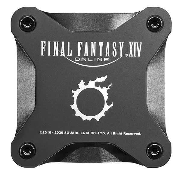 12月2日にFF14のロゴを施したオリジナルデザインのコラボモデルのポータブルSSDが発売!本日よりe-STOREなどで予約受付が開始! #FF14
