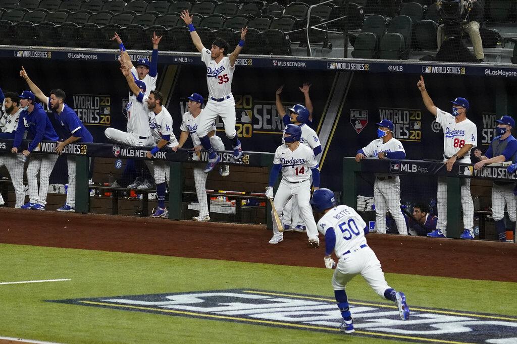 test Twitter Media - #URGENTELos #Dodgers derrotan a los Rays y se coronan en la Serie Mundial por primera vez desde 1988. Vía AP https://t.co/wXlp3n1YOB