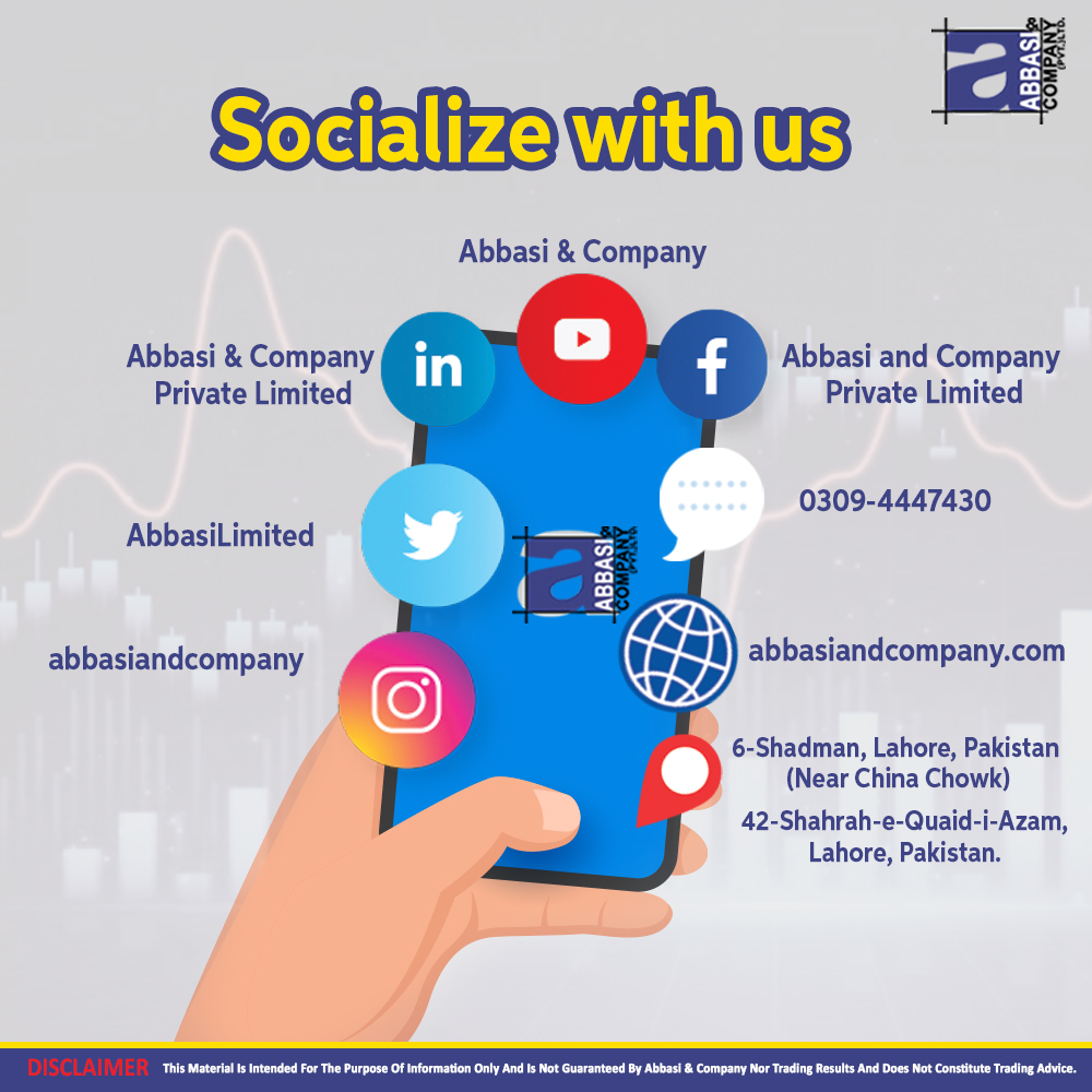 Socialize with us. Call/SMS/Whatsapp: 0309 4447430 Contact us: https://t.co/y6RizBDHpU  #onlinetrading #PMEX #commoditiestrading #trading #tradewithtrust #abbasiandcompany https://t.co/DlVnaSy7VA