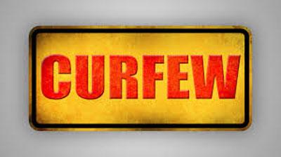Sunday Times - Curfew for entire WP from mid night tomorrow https://t.co/9DYuzEarvJ via @TimesOnlineLK  #LKA #SriLanka #Curfew https://t.co/BnpLPOR7k8