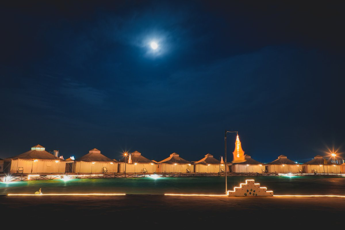 Tent City-Kutch to open from November 12