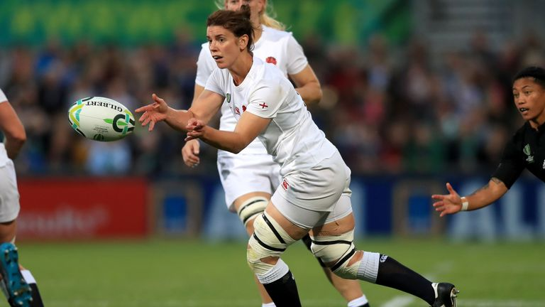 "test Twitter Media - ""After an eight-month wait I was just desperate to finish the job, but we have a great squad going out there and I am confident they can do it.""  England captain Sarah Hunter is 'gutted' to be missing their Six Nations game against Italy: https://t.co/IUTz2AwtSr https://t.co/SIeeU5XU5P"