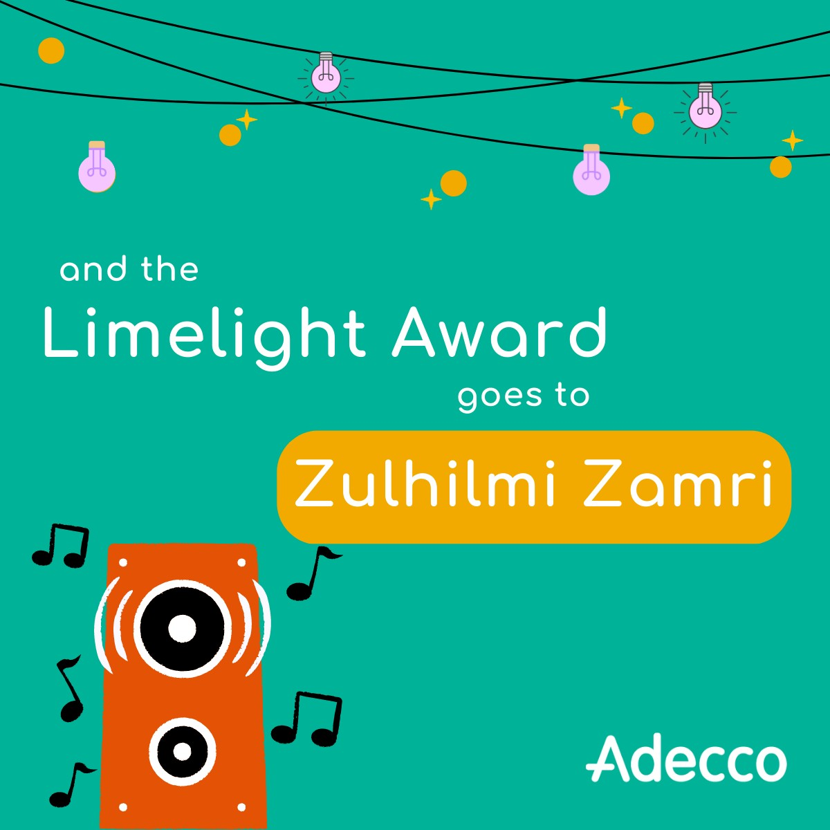 We like to give a shoutout to our teammate Zulhilmi Zamri for providing excellent service to our clients, partners, associates, and candidates! Keep up the excellent work!  #adecco #adeccomalaysia #recognition #appreciation #achievement https://t.co/Dj0wK8OMIQ