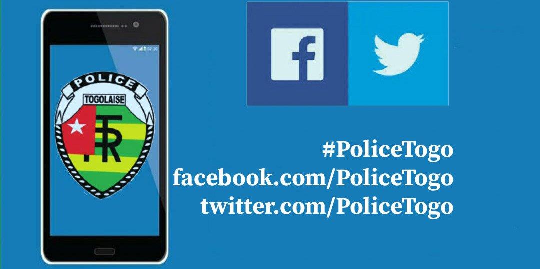 Suivez désormais la Police Togolaise sur Facebook et Twitter #PoliceTogo https://t.co/6xjckNObrr