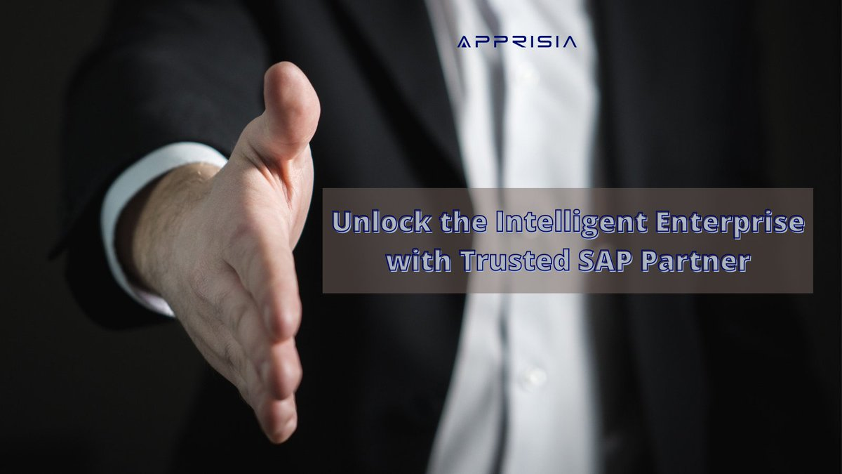 With a trusted SAP partner, unlock the #intelligent enterprise and adopt the next-generation business process. Hire an experienced #SAPconsultants team for your enterprise. https://t.co/pSRl6FjIj0 #SAP #SAPPartner #SAPCompany https://t.co/OCJGOVgFCb