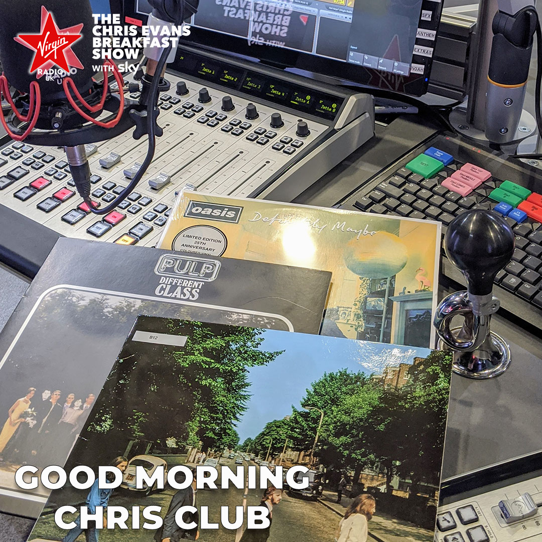 Super Sub Sam is spinning only the greatest tracks for Best Songs In The World Ever Wednesday! What's got you moving and shaking today? https://t.co/cIW5JD68GW