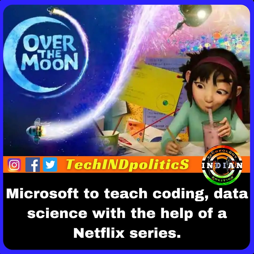 It will take the user through beginning concepts in data science, machine learning and artificial intelligence. . . . #TechINDpolitics #microsoft #netflix #google #technology #india #instagram #love #photography #mumbai #indianpolitics #politics #kerala #uttarpradesh #tech #delhi https://t.co/SjQQ08yzqP