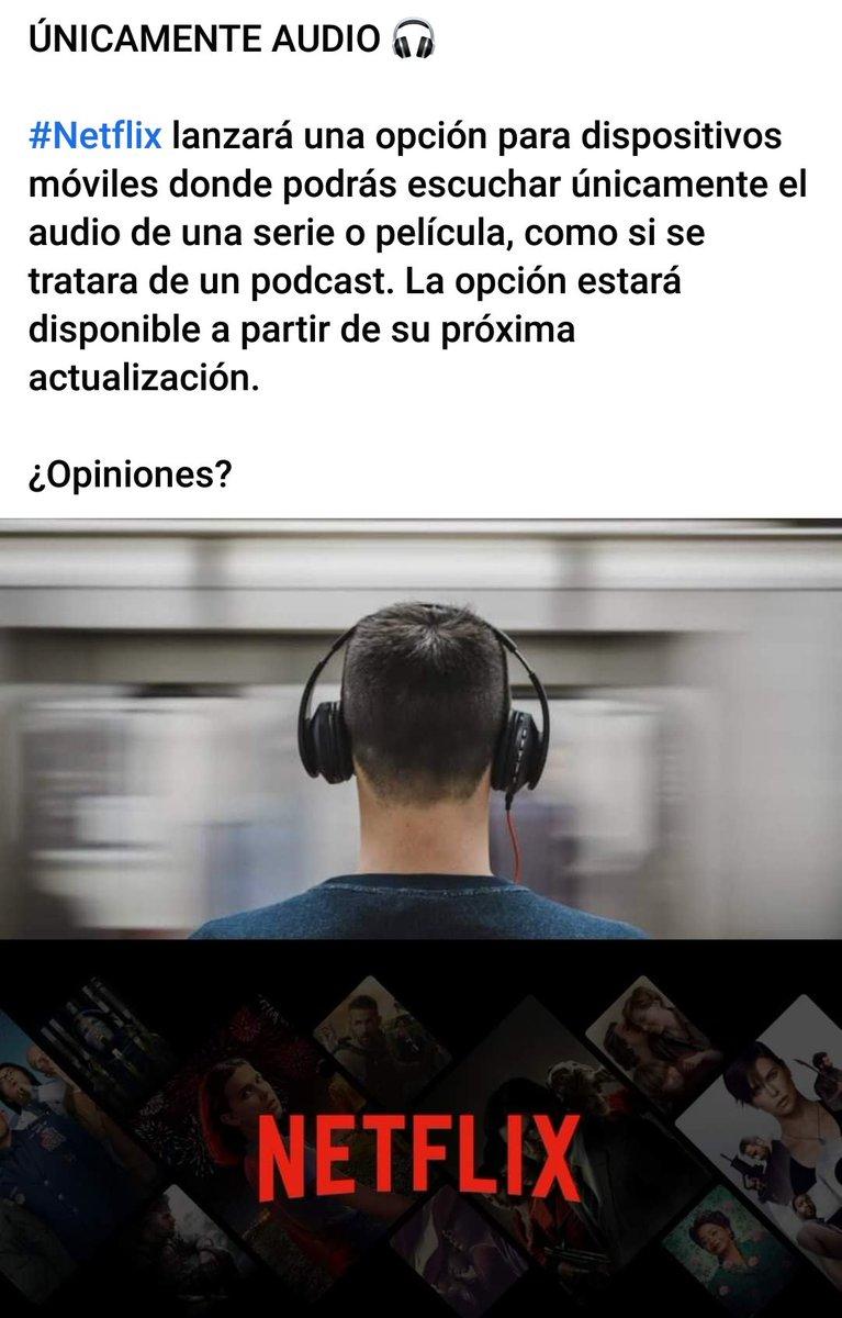 "#Netflix 🎧 -Yo ""oyendo"" la película Un Lugar en Silencio... #AQuietPlace #UnLugarEnSilencio https://t.co/LqxpRF6nBq"