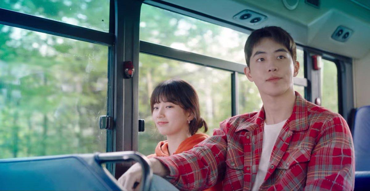 ติดซีรี่ย์อีกแล้ว นัมจุนฮยอกคือหล่อมาก >__<  #StartUp #Netflix https://t.co/mHOqNHTblf