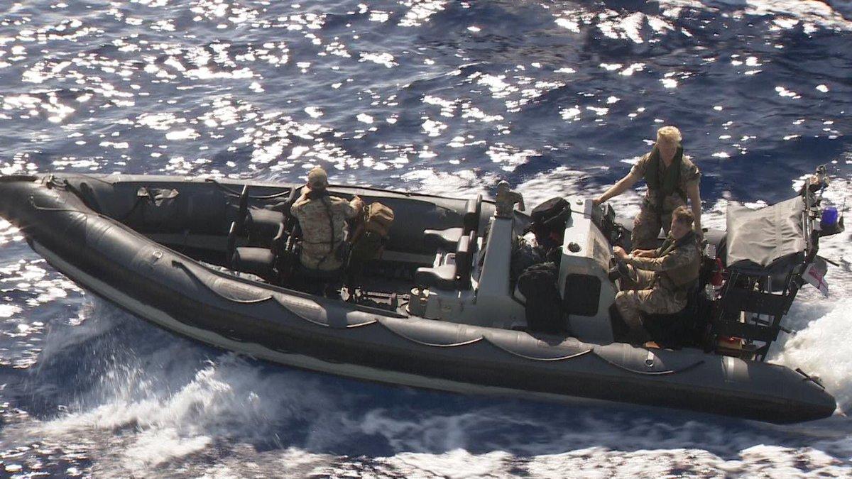 Commandos at Work - Littoral Response Group (eXperimentation)