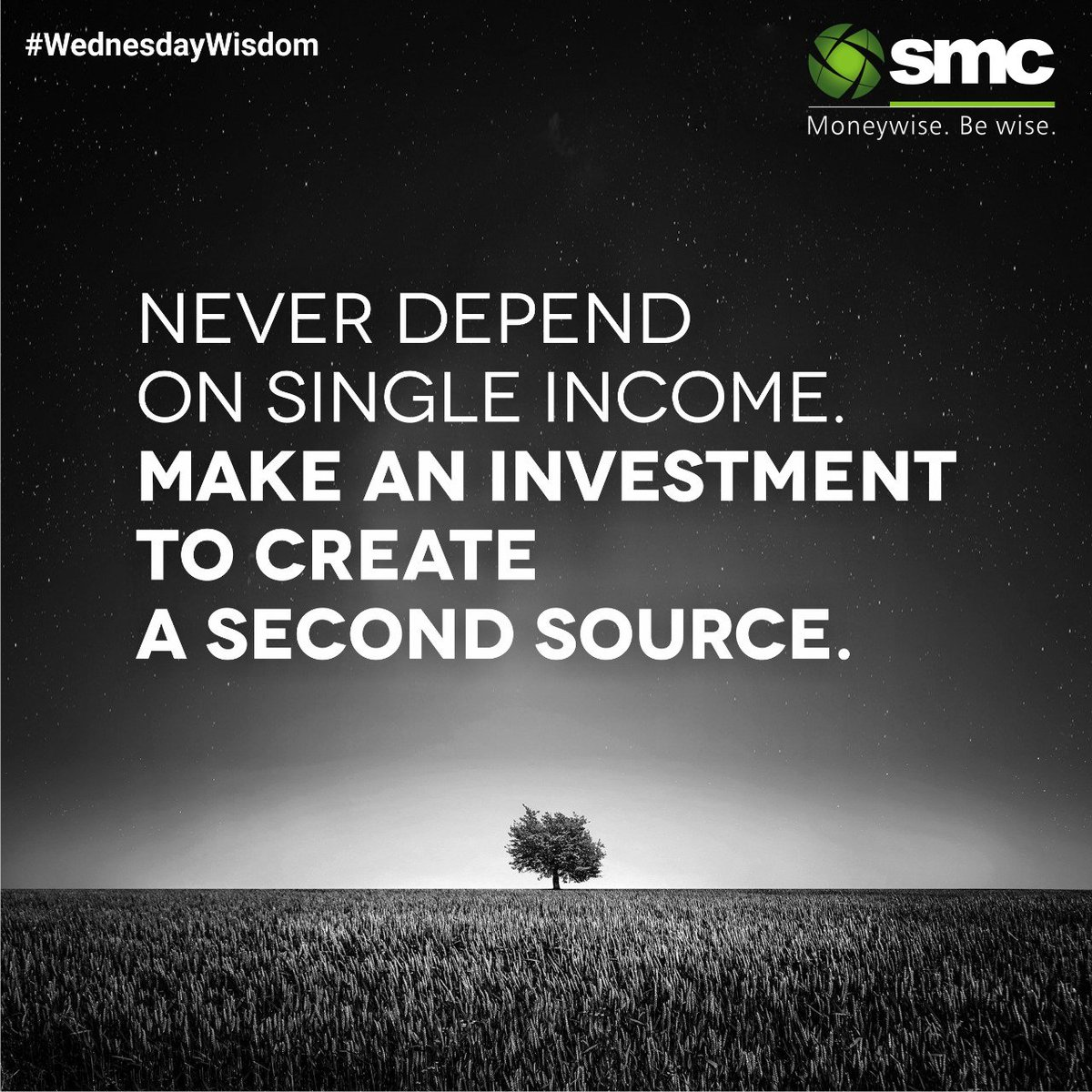 Start a habit of investing consistently & reward yourself by creating a passive source of income for the future.  Open A Free A/c With SMC - https://t.co/1ZRRt2MuEe   #StockTrading #WednesdayWisdom #InvestmentTips #OnlineTrading #SMC https://t.co/lYNZVGnkFs