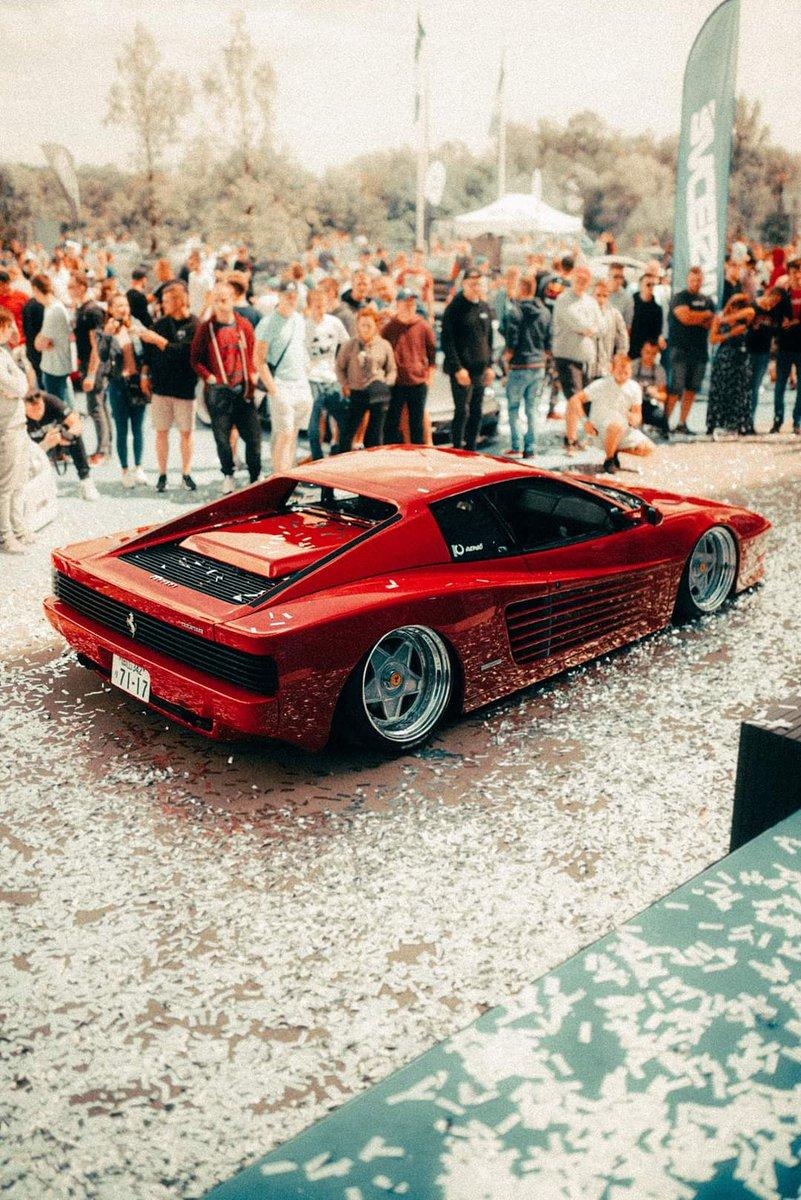 #Ferrari Testarossa' https://t.co/LSuwhpniF8 https://t.co/4ZuAbVDARy