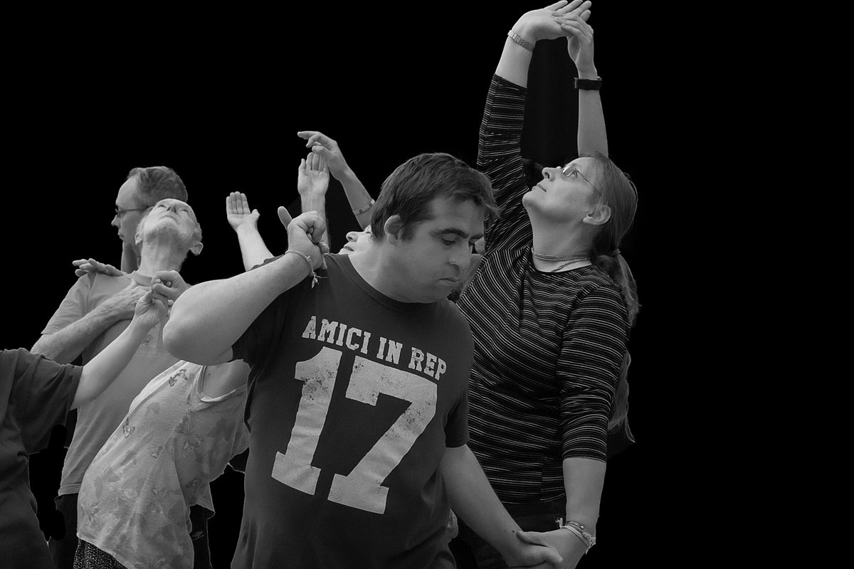 AMICI first #Dance #Theatre Company in UK to use #dance #drama to integrate people with #autism  #downsyndrome  #blindness  #cerebralpalsy with professional #dancers and #actors @LyricHammer @AmiciDtc @The_RPS images #shaneAurousseau  Donate help AMICI https://t.co/Vnlz3rF5Eq https://t.co/2RTWK6zGB7