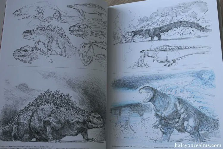 Mahiro Maeda also contributed to some fantastic concept art for Hideaki Anno's Shin Godzilla film, as collected in the art book - https://t.co/DLMmR5krNg #artbook #conceptart #illustration https://t.co/lZjxBcV8Zt