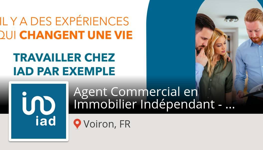 #Agent #Commercial en Immobilier Indépendant - Voiron (Pierre VIRET) (#job) recherché #VoironFR. #ID https://t.co/4QeqiDrpd8 https://t.co/tgY6YQNgmu