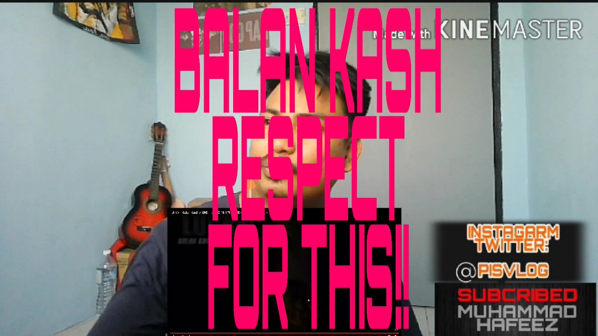 https://t.co/5i8T9jrUOE check out my reaction ! Now. Tq #balankash #lucky #thegame #mixtape #rapper https://t.co/69vV2TiVYT