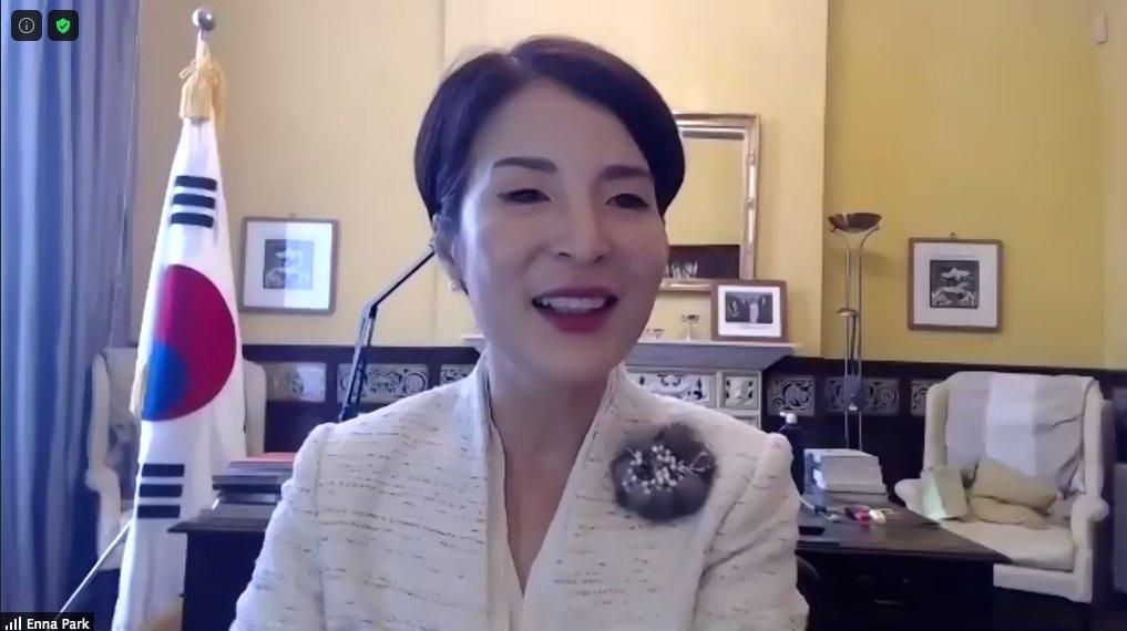 test Twitter Media - @Policy_Projects & @LondnDIPLOMAT welcome our first speaker Ambassador Enna Park of @KoreanEmbassyUK for 'World Economic Series: South Korea'   #KoreanNewDeal #Covid #WorldEconomy https://t.co/C5w96mxCTl