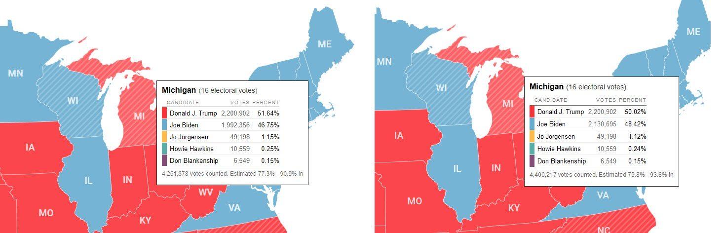 Elections US sous tension El_EDJBXIAEFJWW?format=jpg&name=large
