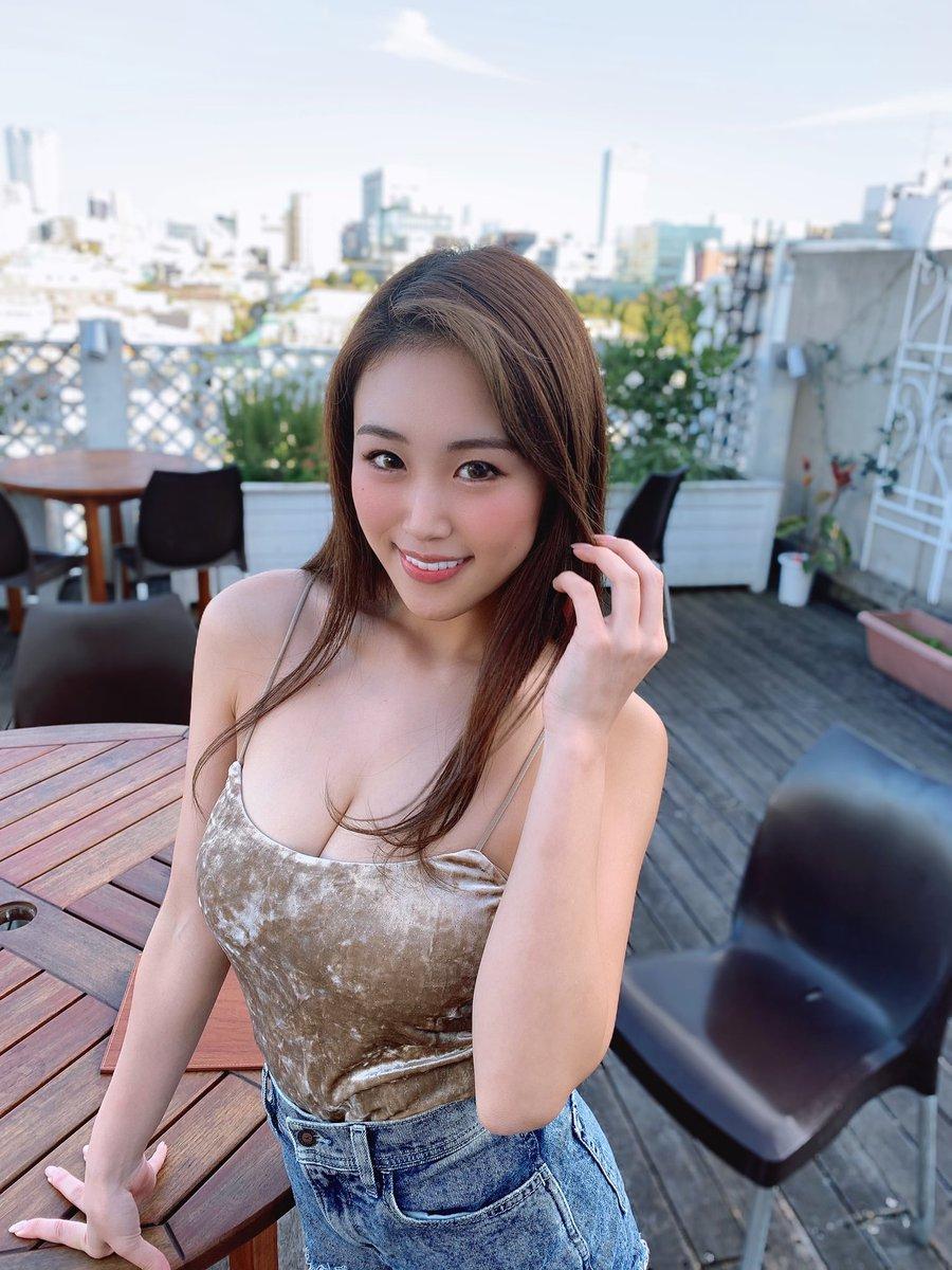 サイバージャパンHARUKA 爆乳エロ画像