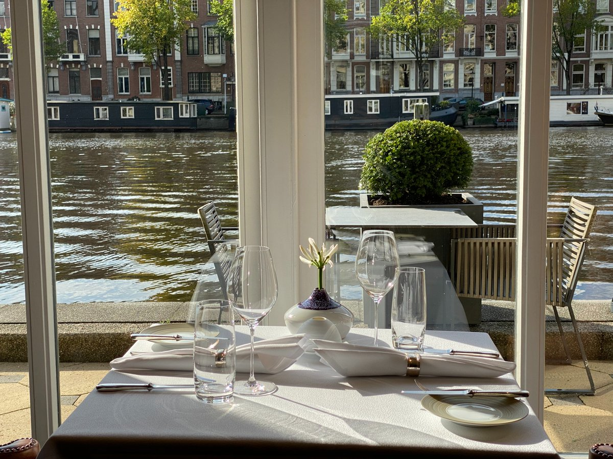 Did you know? When reserving your luxurious Staycation at the Amstel Hotel, you receive a credit voucher to enjoy a delicious dinner at our Amstel Restaurant. https://t.co/qbtg7qrSx1
